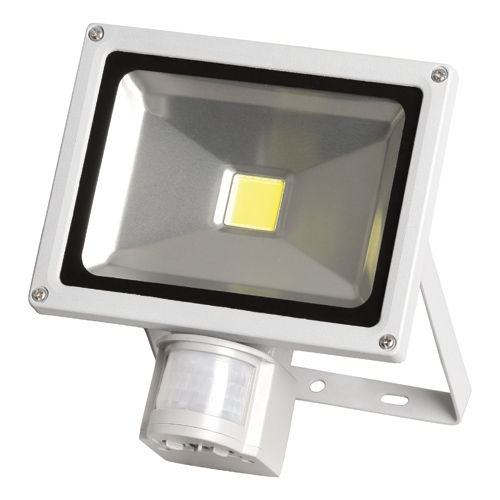 Proiector LED 20W senzor miscare si crepuscular