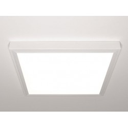 Plafoniera LED 45W 600 x 600 mm montaj aparent