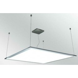 Plafoniera LED 45W 600 x 600 mm montaj suspendat