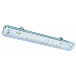 Corp etans LED tip FIPAD 18W T8 1200 mm IP65