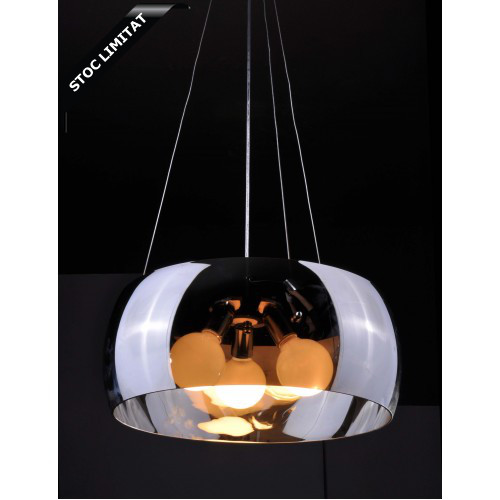 Lustra Chrome Light